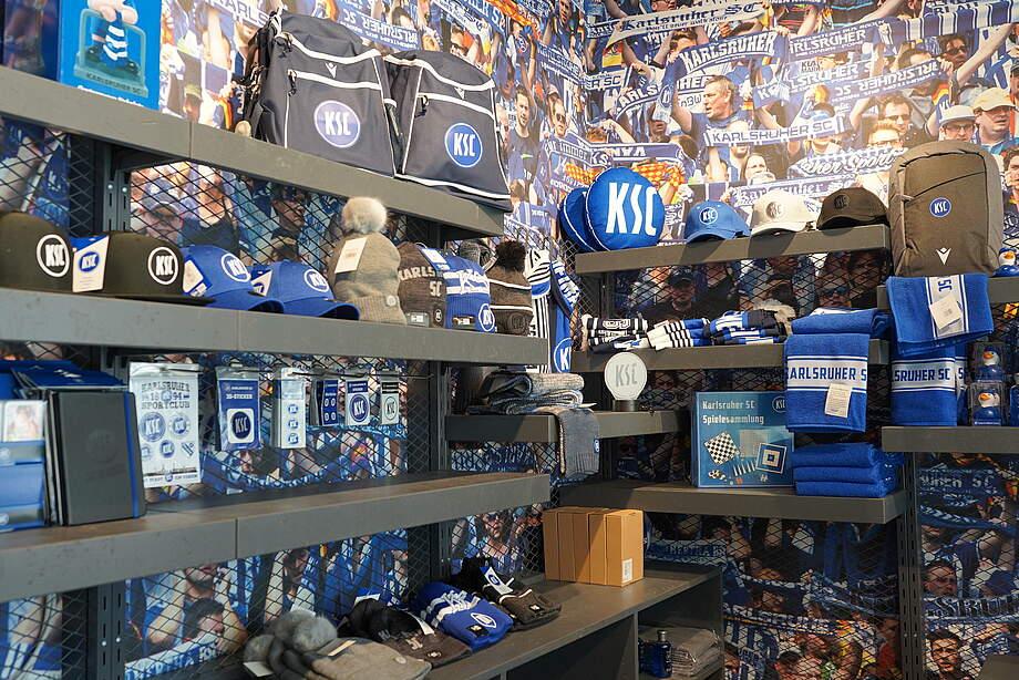 Fanshop Ksc