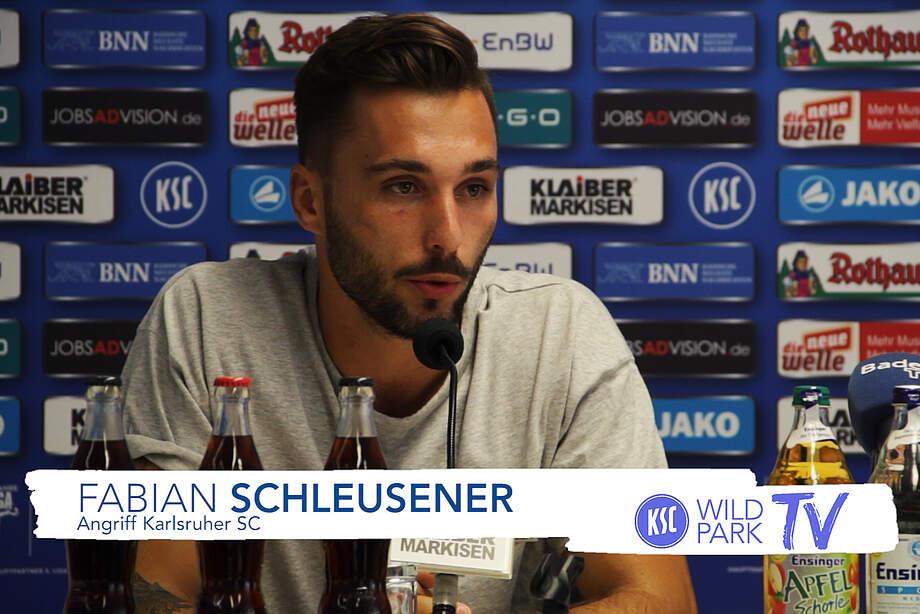 Liga: Fabian Schleusener - der Pechvogel des noch jungen Jahres! -  Südbadens Doppelpass
