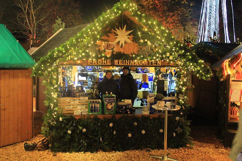 Karlsruhe Weihnachtsmarkt.Trefft Die Ksc Profis Auf Dem Weihnachtsmarkt Karlsruher Sc