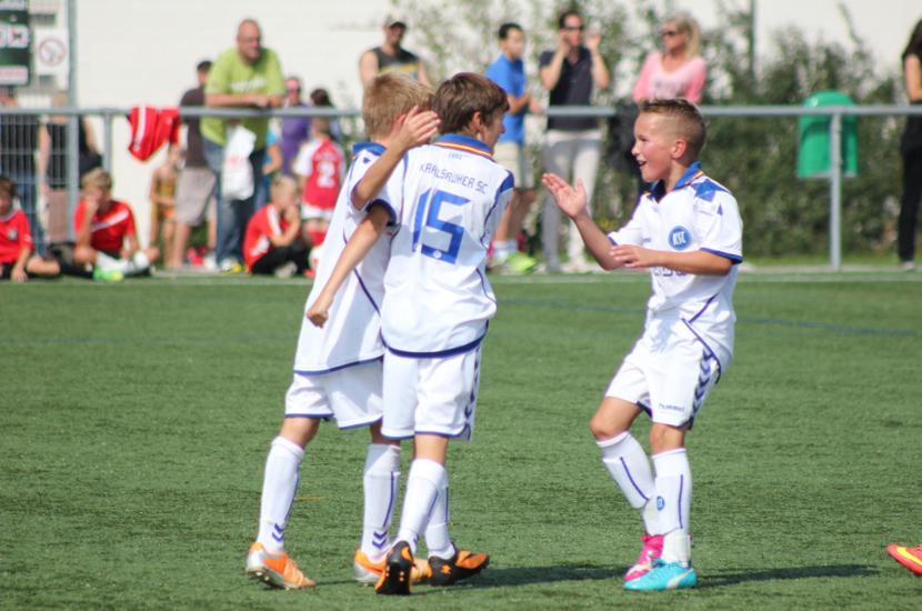 U12 Siegt Beim Leistungsvergleich In Lampertheim Ksc