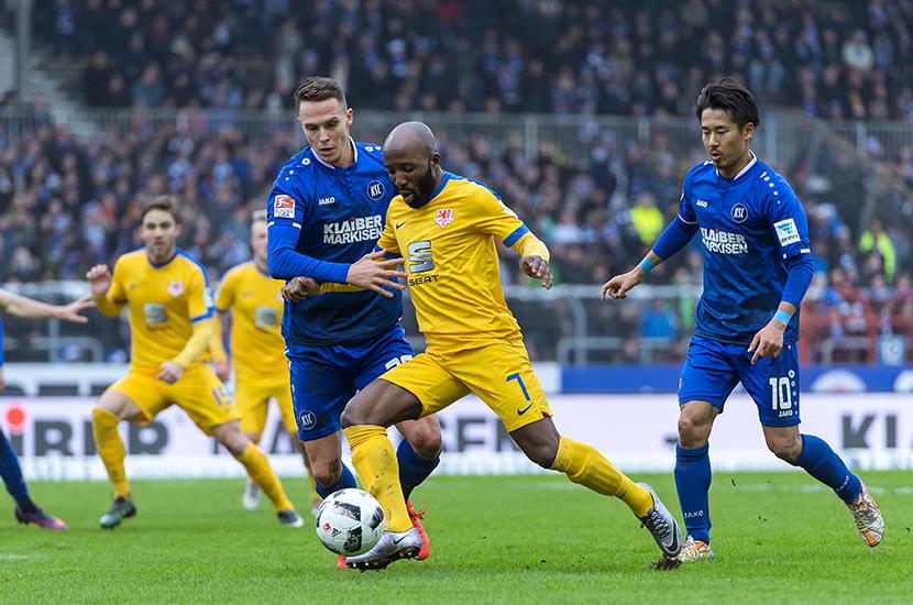 Ab Sofort Tickets Für 34 Spieltag In Braunschweig Karlsruher Sc